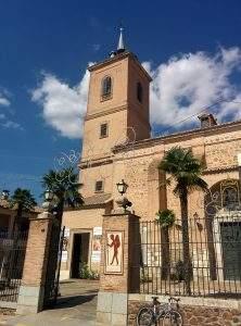 Santuario del Cristo de la Vera Cruz (Urda)