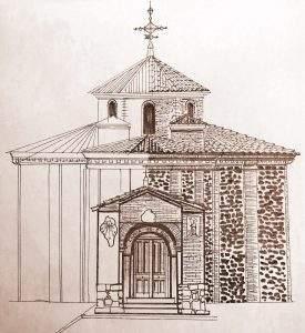 Santuario del Santísimo Cristo del Hospitalicio (Rubielos de Mora)