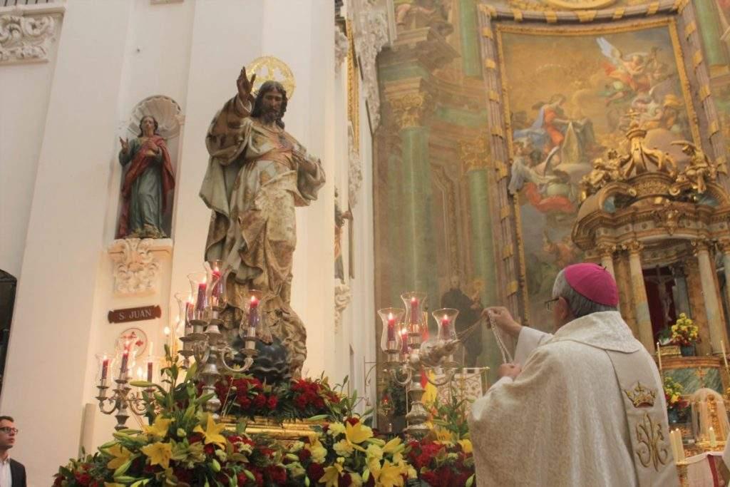 santuario diocesano de los sagrados corazones jesuitas toledo