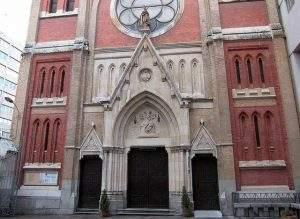 Santuario Parroquia de Nuestra Señora del Perpetuo Socorro (Redentoristas) (Madrid)