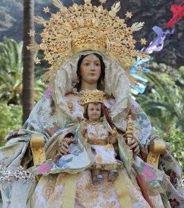Santurario de Nuestra Señora de los Reyes (Valle Gran Rey)