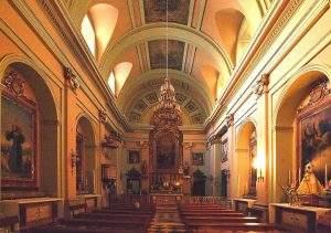 Segundo Monasterio de la Visitación (Salesas) (Madrid)