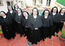 Siervas de María (Palencia)