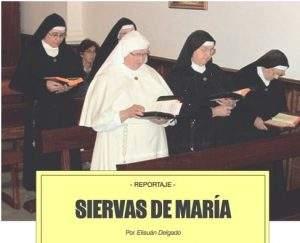 Siervas de María (San Cristóbal de La Laguna)