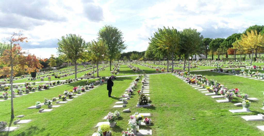 tanatorio y cementerio de la paz alcobendas