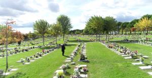 Tanatorio y Cementerio de la Paz (Alcobendas)
