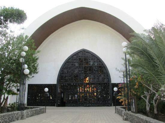 templo ecumenico de el salvador playa del ingles maspalomas