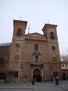 Templo Eucarístico de San Martín de Tours (Madrid)