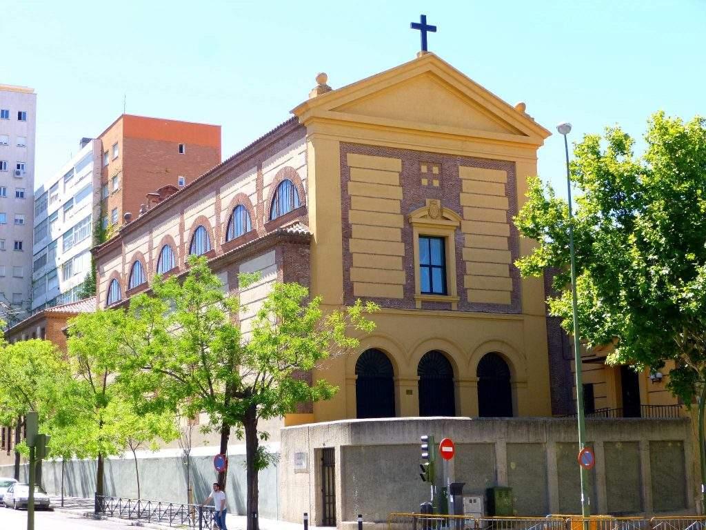 tercer monasterio de la visitacion salesas madrid