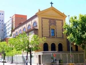 Tercer Monasterio de la Visitación (Salesas) (Madrid)