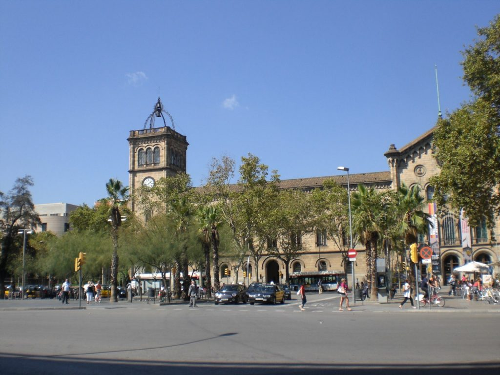 universitat de barcelona pl universitat barcelona