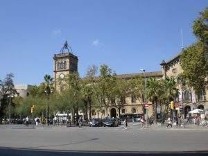 Universitat de Barcelona (Pl. Universitat) (Barcelona)