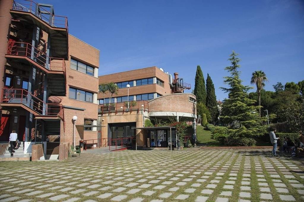 universitat internacional de catalunya edificio beta barcelona 1