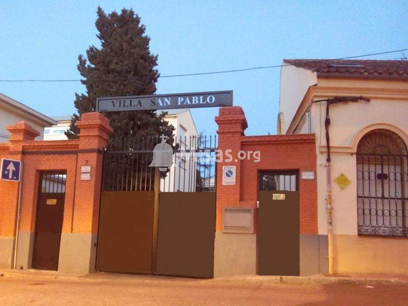 villa san pablo misioneras cruzadas de la iglesia madrid