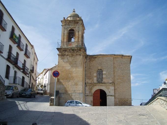 Parroquia de San Amador y Santa Ana Martos