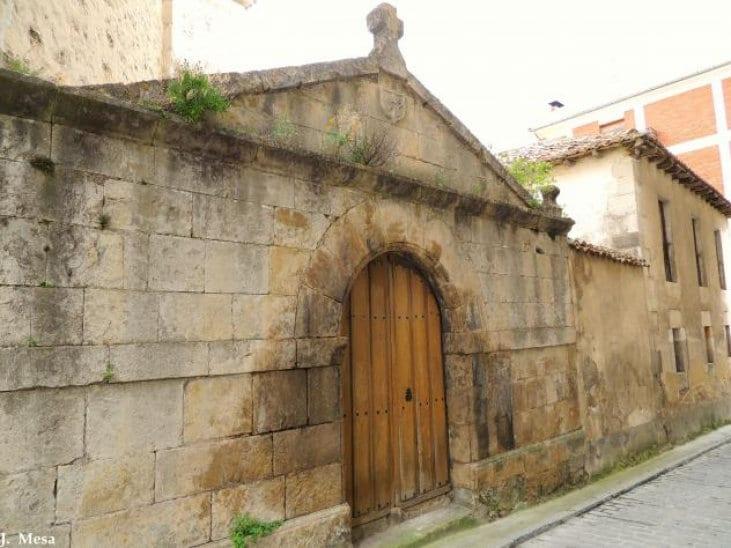 Iglesia de San Pedro Medina de Pomar