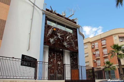 Iglesia de Santa Clara Cieza