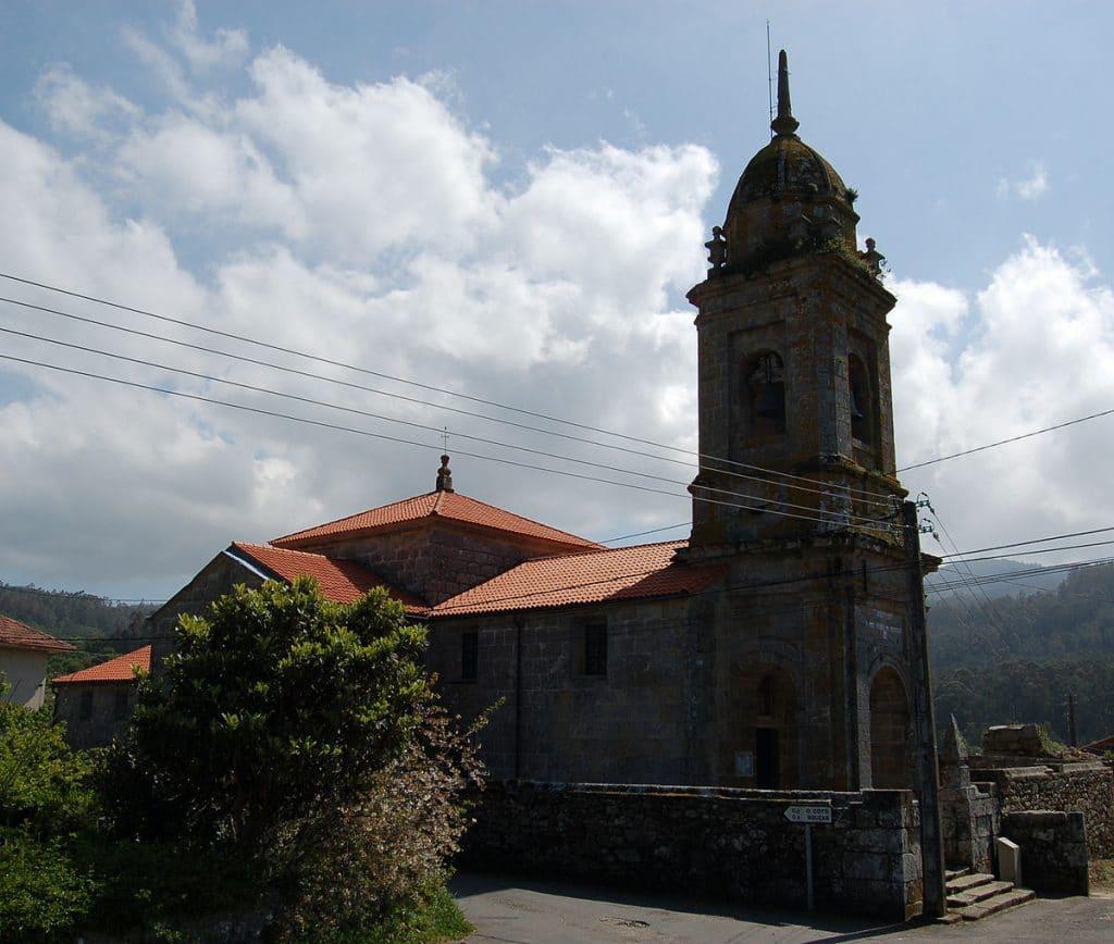 Parroquia de San Martin de Minortos Porto do Son