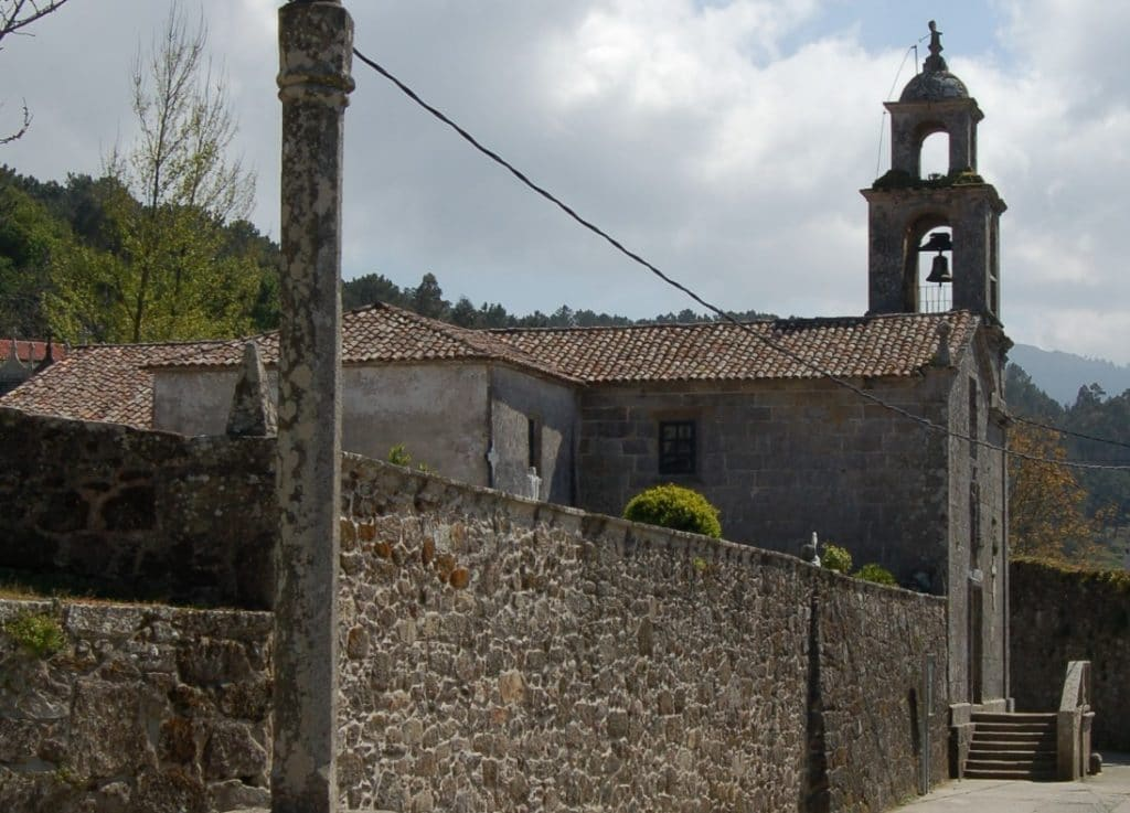 Parroquia de San Pedro de Boa