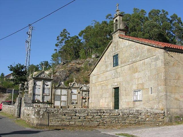 Parroquia de San Saturnino de Goyanes